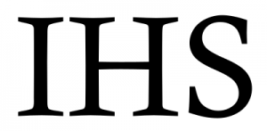 Monograma IHS
