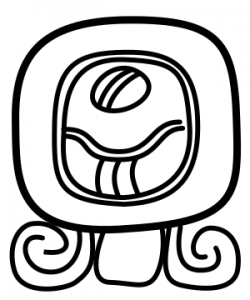 Nahual maya Kan