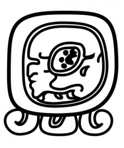 nahual maya Kawak