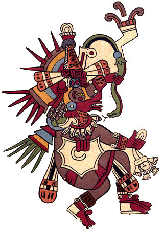 Dios azteca Quetzalcóatl