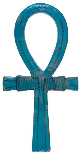 Amuleto de la cruz egipcia